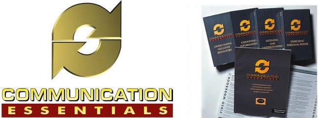Communication Essentials Communication Training Package, communications training, communications training video, communications training DVD.