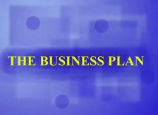 Formulating a Business Plan