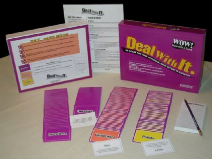 Deal With It - Customer Service Game