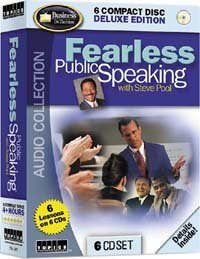 Fearless Public Speaking with Steve Pool
