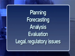 Financial Management and the Planning Cycle training video.
