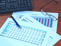Financial Reporting for Business training video.