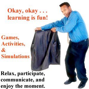 Business Training Games & Activities.