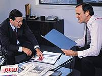 The Unorganized Salesperson, The Unorganized Salesperson training dvd, John Cleese miranda richardson Unorganized Salesperson, sales training dvd, john cleese productions, john Cleese style learning, video arts USA, video arts north america.